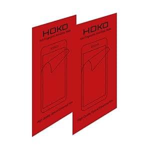 HOKO® Canvas Nitro A311 Screen Protector, [Matte] [Anti Glare] [Anti Fingerprint] [PET Screen Guard Not Tempered Glass] For Micromax Canvas Nitro A311 - Pack of 2