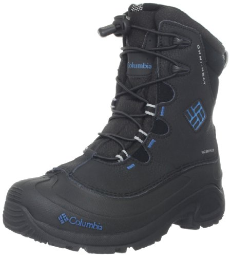 Columbia Boys YOUTH BUGABOOT II OMNI-HEAT Boots