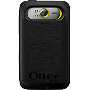 Otterbox Commuter Case, Hülle schwarz für HTC HD7