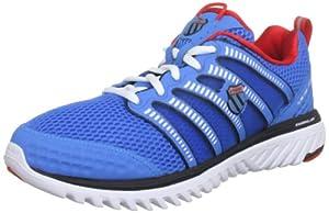 K-Swiss Run NP - Homme - Blade-Light bleu/noir (Taille: 43) Chaussures running asics