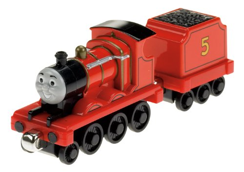 Fisher-Price Thomas the Train: Take-n-Play James - 1