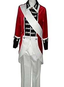 APH Axis Powers Hetalia Uk Arthur Kirkland Cosplay Custume