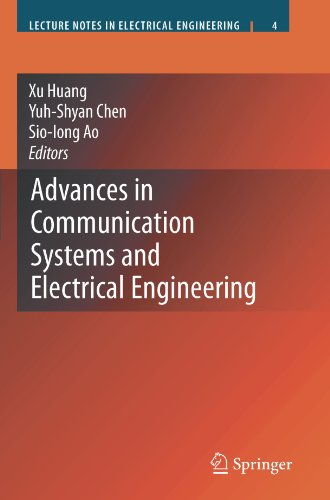 Advances In Communication Systems And Electrical Engineering (Lecture Notes In Electrical Engineering)