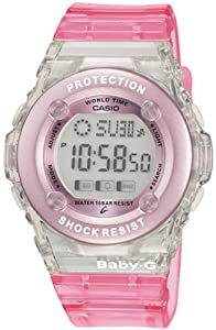 Casio Women's BG1302-4 Baby-G Urban Style Jelly Watch