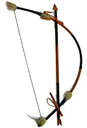 Native American Indian Bow & Arrow