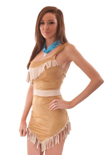 Diy Pocahontas Costume Pocahontas Indian Fancy Dress