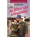 An Officer and a Gentleman (0373073704) by Rachel Lee