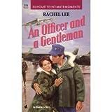An Officer and a Gentleman (0373073704) by Rachel Lee