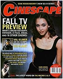 Cinescape Magazine Sept/Oct 2000: Fall T Preview