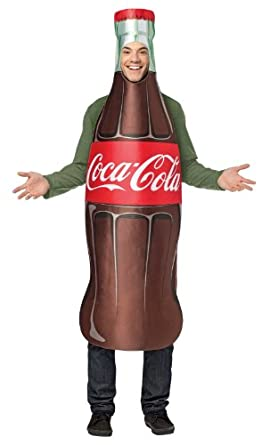 Soda Costume