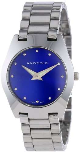 Android Women's AD323ABU Infini Swiss Blue Dial Watch