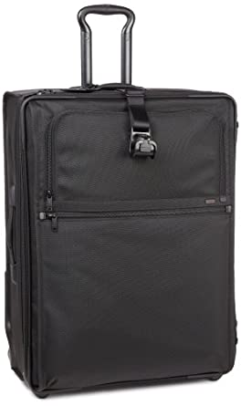 "Tumi Alpha Wheeled 28"" Expandable Extended Trip 022028DH,Black,one size"