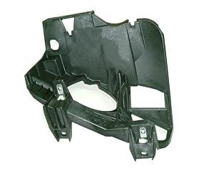 OE Replacement Chevrolet Cobalt/Pontiac G5 Passenger Side Headlight Bracket (Partslink Number GM2509106)