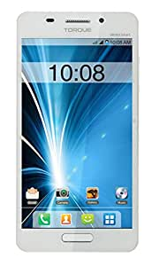 Torque Smart 5 inch Android 1.3 Quad Core Processor Mobile Phone in White Colour