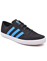 Adidas Men's Adi-Ease Surf, Black/Blue/white, 7.5