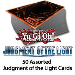 50 Assorted Judgement of the Light Cards