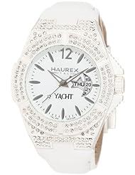 Haurex Italy Women's 8W340DWV Yacht Crystal Case Watch