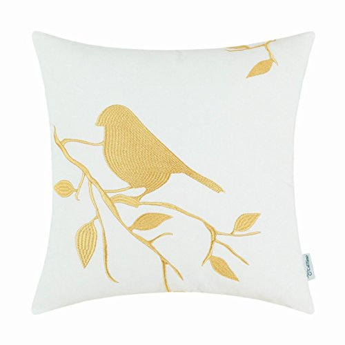 pillow product matte gold silk throw highland pillows taylor