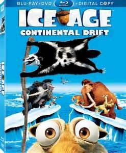 Ice Age: Continential Drift [Blu-ray]