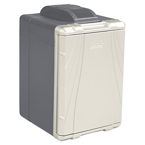 Coleman PowerChill Thermoelectric Cooler with Power Supply (40-Quart) (Portable Refrigerator Camping compare prices)