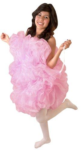 [Adult Loofah Costume (Size: Standard 6-10)] (Loofah Halloween Costume)