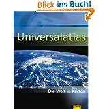RV Universalatlas - Die Welt in Karten