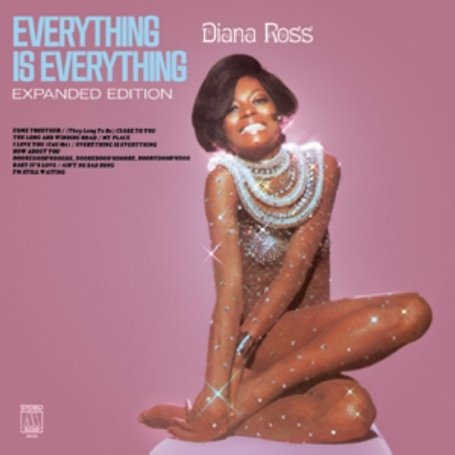 Diana Ross - Everything Is Everything - Zortam Music