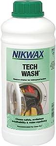 VAUDE Pflegemittel Nikwax Tech Wash, 1 Liter, 30009