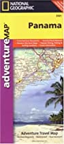 Panama AdventureMap (National Geographic)