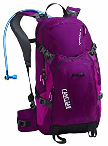 Camelbak Aventura 100 oz Hydration Pack, Raspberry Radiance/Fuchsia Red