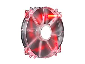 Coolermaster R4-LUS-07AR-GP Ventilateur 700 rpm Led Rouge