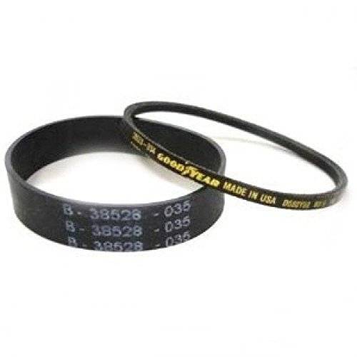 Buy Discount 1 X Genuine Hoover Windtunnel Self-Propelled Belt Set # H-38528035-H-38528034
