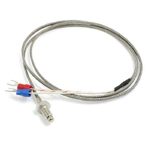 water-wood-0-400c-k-type-15-64-1m-temprature-controller-earth-thermocouple-probe-sensor