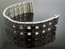 New Jacob & Co 22mm Stainless Steel Watch Band