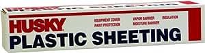 Covalence Plastics 6ML CLR 10X100 10-by-100-Foot 6-Mil Clear Tyco Polyethylene Plastic Sheeting