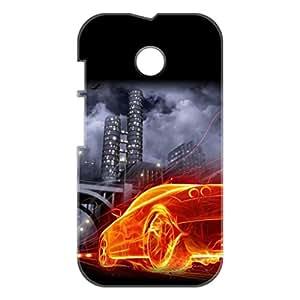 a AND b Designer Printed Mobile Back Cover / Back Case For Motorola Moto E (Moto_E_3D_334)