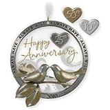 1 X Anniversary Celebration 2010 Hallmark Ornament