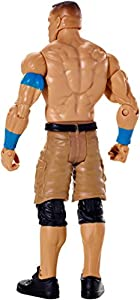 WWE Superstar John Cena in Brown Cargo Attire Figure