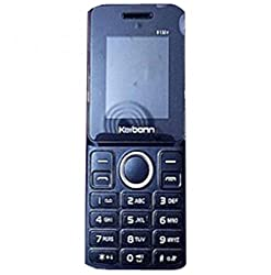 Karbonn K130+ Dual Sim with Torch (Black+Red)