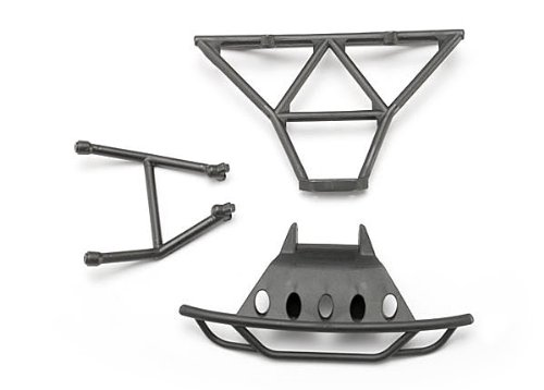 Traxxas 7035 Bumpers Front and Rear, 1/16 Slash VXL