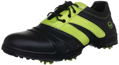 Hi-Tec Golf  Ctas Speciality, Chaussures de golf homme - Noir - Noir/vert lime, 41 EU / 7 UK EU