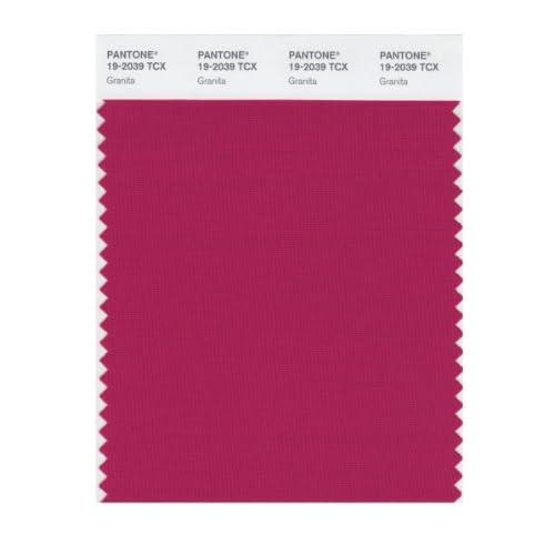 Pantone 19 2039 Tcx Smart Color Swatch Card Granita