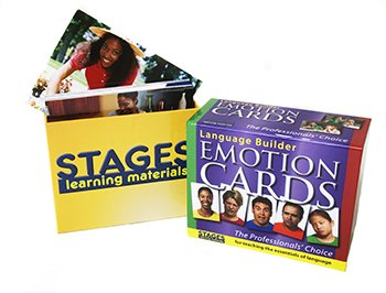 Language Builder Picture Cards - Emotions