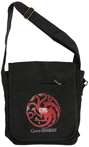 Borsa Games Of Thrones Targaryen Il Trono di Spade Originale