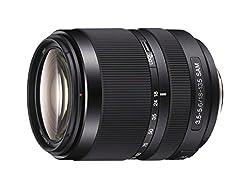 Sony SAL18135 18-135mm f/3.5-5.6 Zoom Lens (Black)