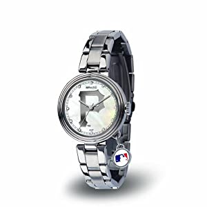 MLB Charm Watch Silver by Rico Tag