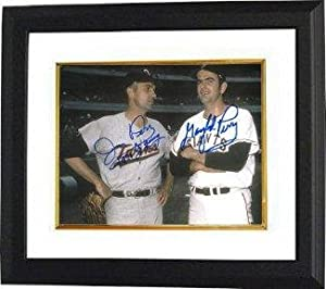 Signed Perry Photo - Jim Minnesota Twins 8x10 1970 CY Young Custom Framed w -... by Sports+Memorabilia