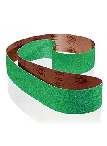 hermes-2x72-ceramic-36-grit-sanding-belts-10-pack
