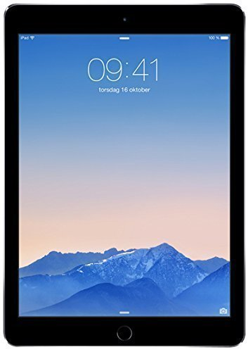 Apple iPad Air 2 MGLW2LL/A 9.7-Inch 64GB (Space Gray) (Certified Refurbished) (Ipad Air 2 64 Gig compare prices)