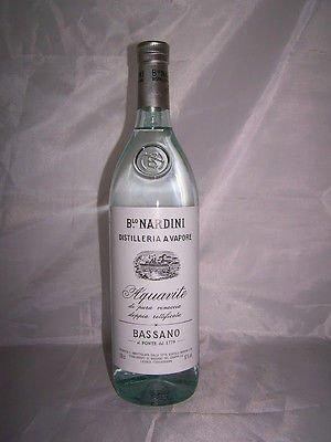 Grappa Acquavite Di Pura Vinaccia Doppia Rettificata 1 Litro Nardini Bortolo